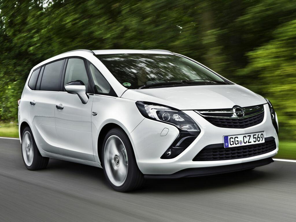 Scheda tecnica rimappatura centralina Opel ZAFIRA