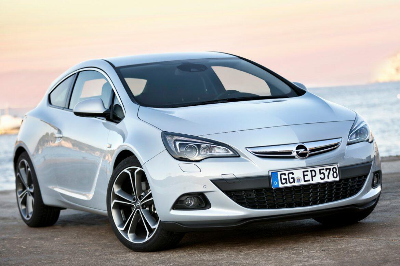 Scheda tecnica rimappatura centralina Opel ASTRA GTC