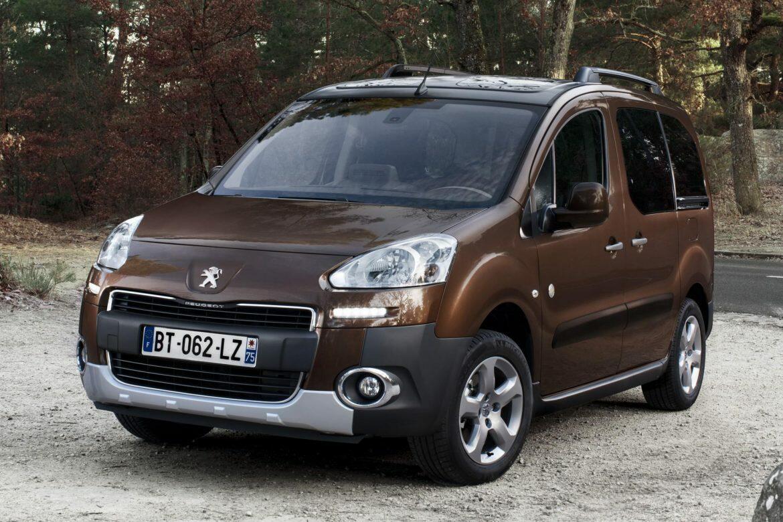 Scheda tecnica rimappatura centralina Peugeot PARTNER TEPEE