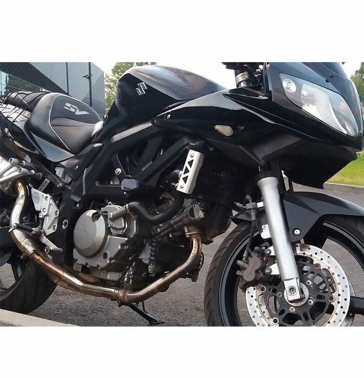 Scheda tecnica rimappatura centralina Suzuki moto SV 650 03-06