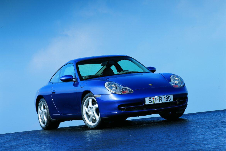 Scheda tecnica rimappatura centralina Porsche 911 - 996