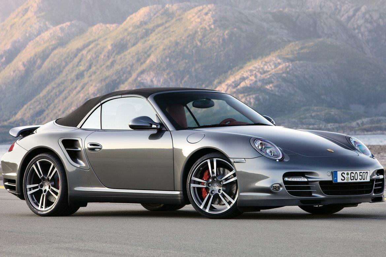 Scheda tecnica rimappatura centralina Porsche 911 - 997 CABRIO