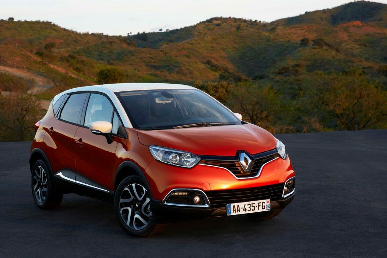 Scheda tecnica rimappatura centralina Renault CAPTUR
