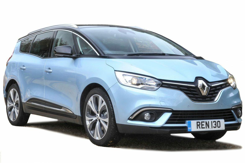 Scheda tecnica rimappatura centralina Renault GRAND SCENIC