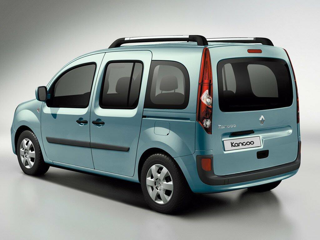 Scheda tecnica rimappatura centralina Renault KANGOO