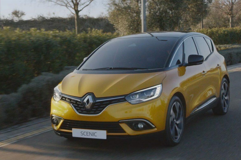 Scheda tecnica rimappatura centralina Renault SCENIC