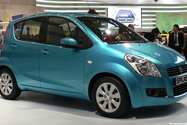 Scheda tecnica rimappatura centralina Suzuki SPLASH