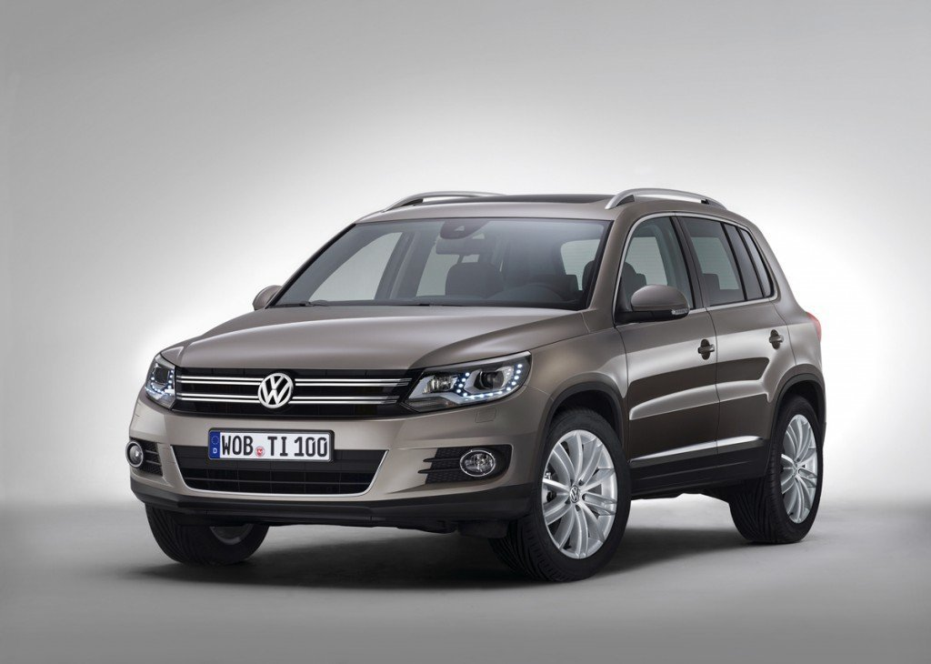 Scheda tecnica rimappatura centralina Volkswagen TIGUAN