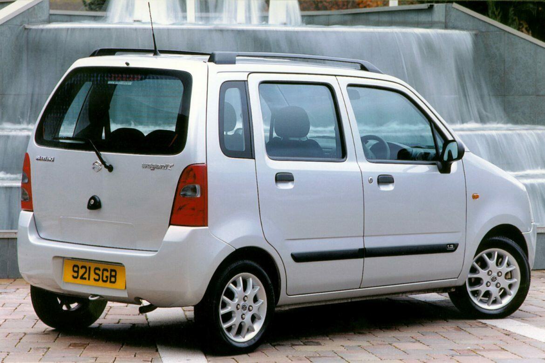 Scheda tecnica rimappatura centralina Suzuki WAGON R+